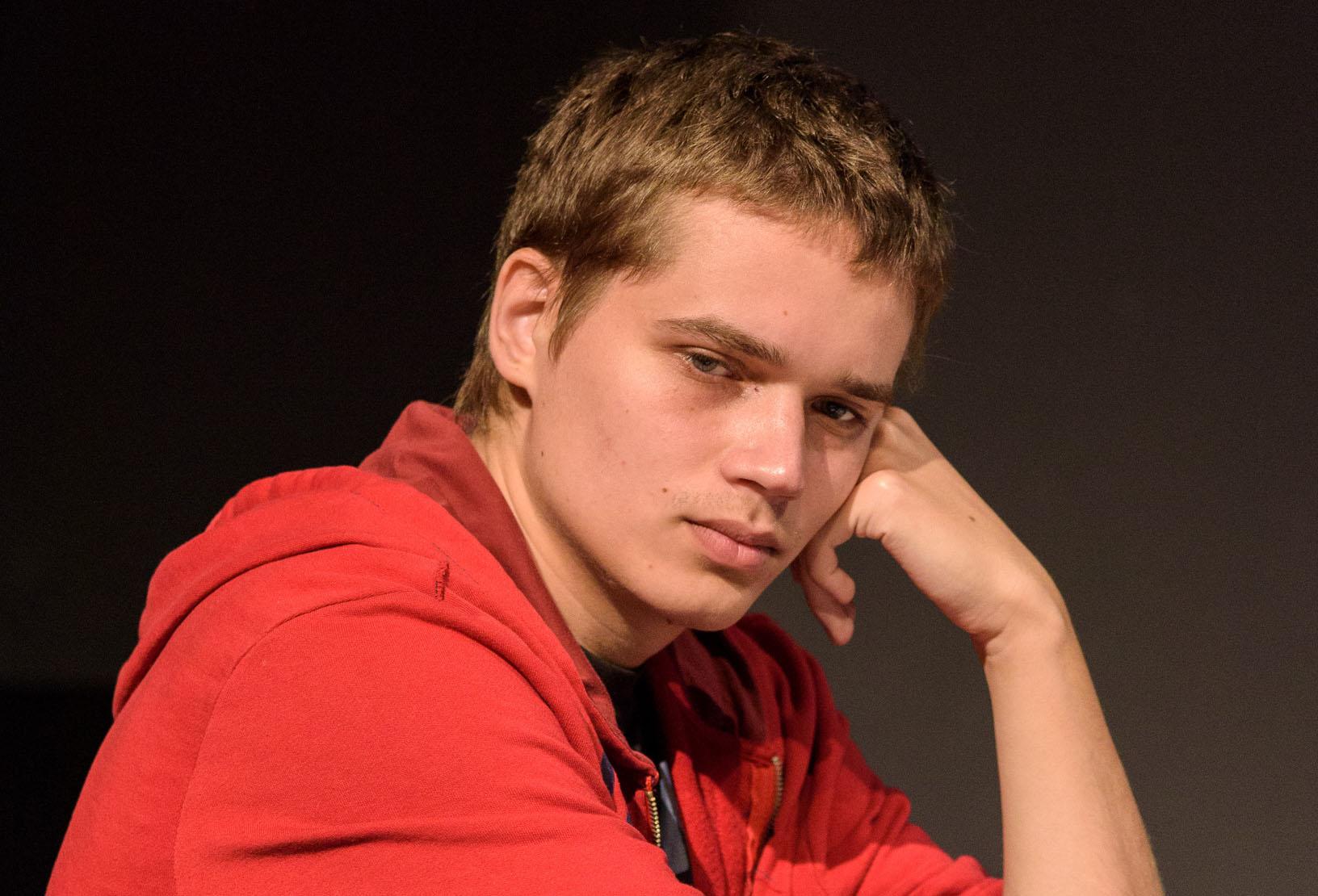 Anton Kovalyov joueur d'échec
