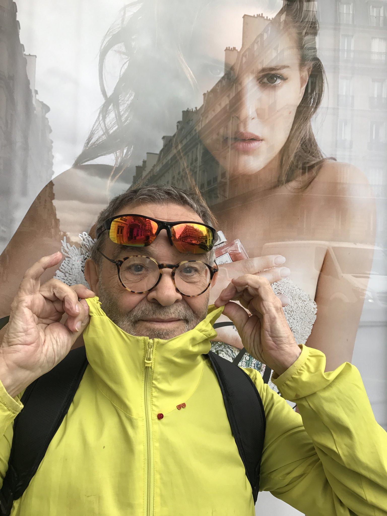 Strip tease de los cielos - Autoportrait de Fernando Arrabal