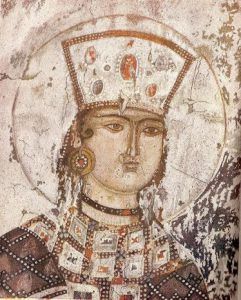 Tamara, reine de Géorgie