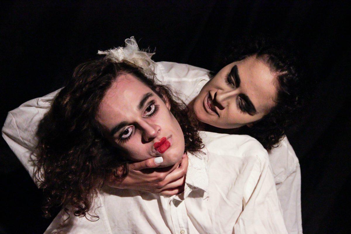 Fando et Lis, mis en scène par Letícia Reis à Brasilia. Photo : Pedro Gentil