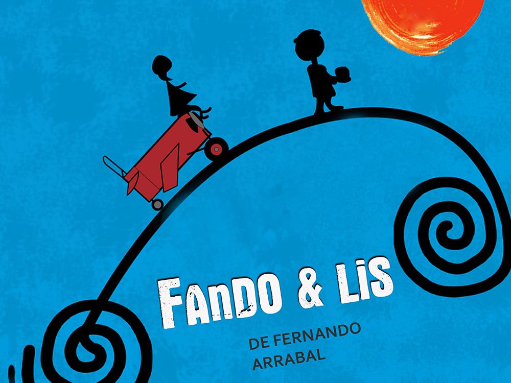 Fando et Lis au théâtre El Duende.