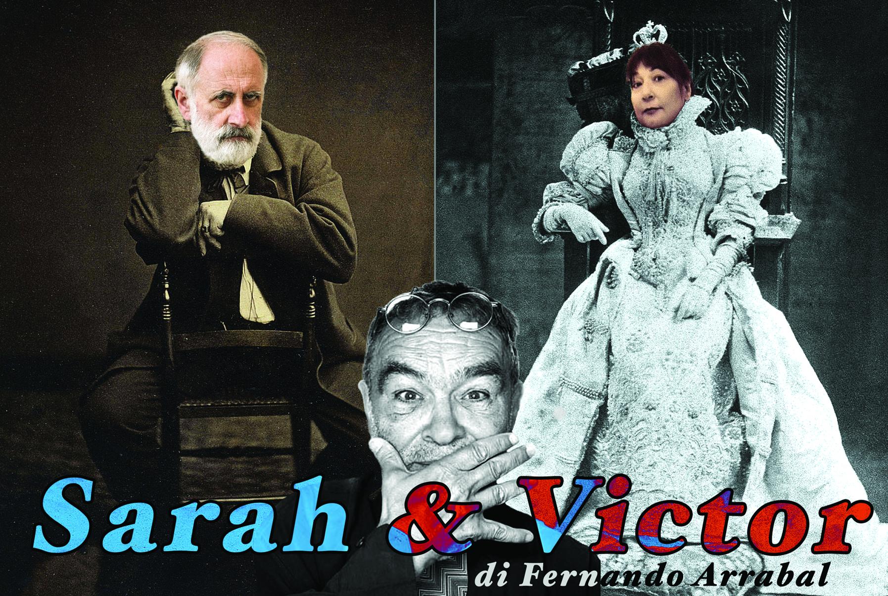 Sarah et Victor, de Fernando Arrabal.
