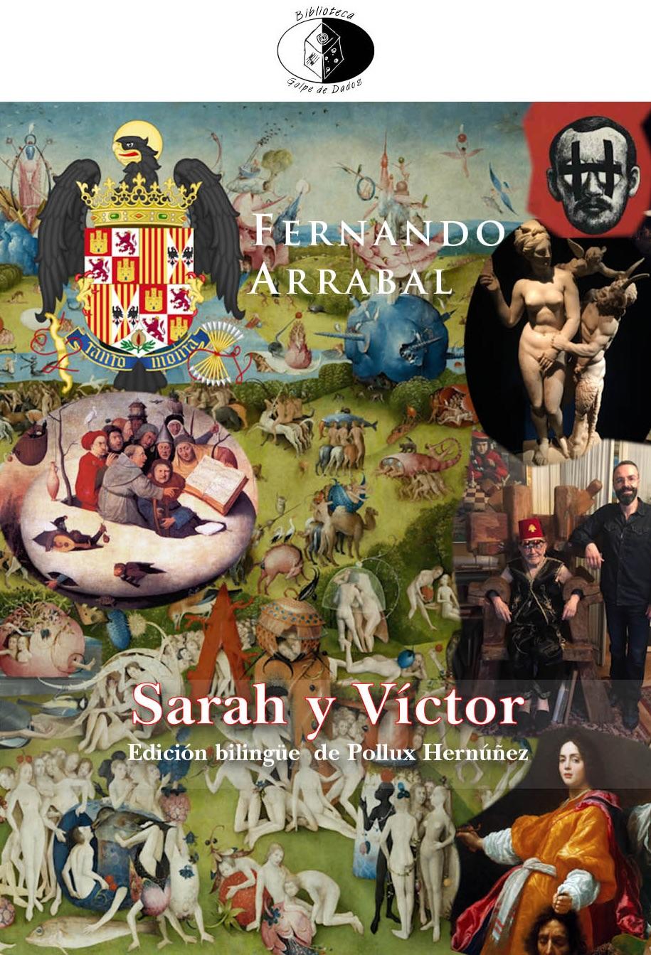 en francés & en espagnol Sarah et Victor