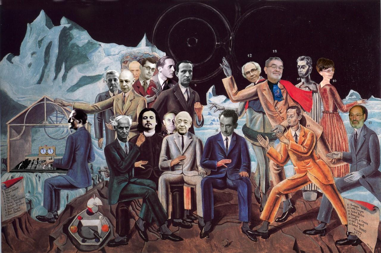 Un tableau de Fernando Arrabal