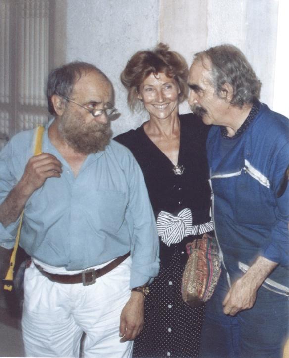 César, Marianne Tinguely