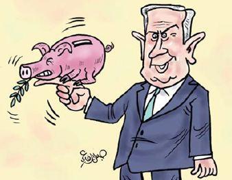 Caricature cochon2