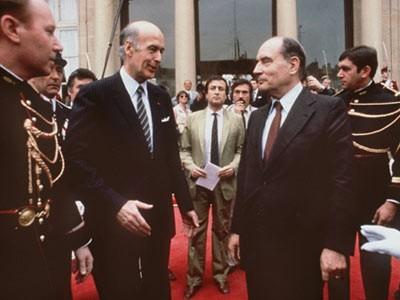 Giscard-Mitterrand