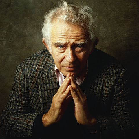 """Norman Mailer (Avec qui Bernard-Henri Lévy s'entretient longuement dans """"Pièces d'identité)"""