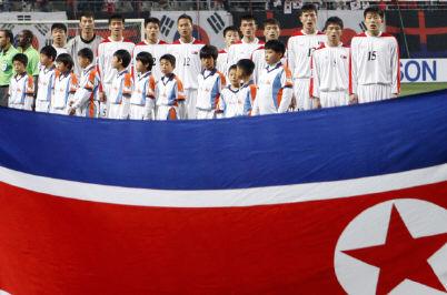 Equipe nord-coréenne de football