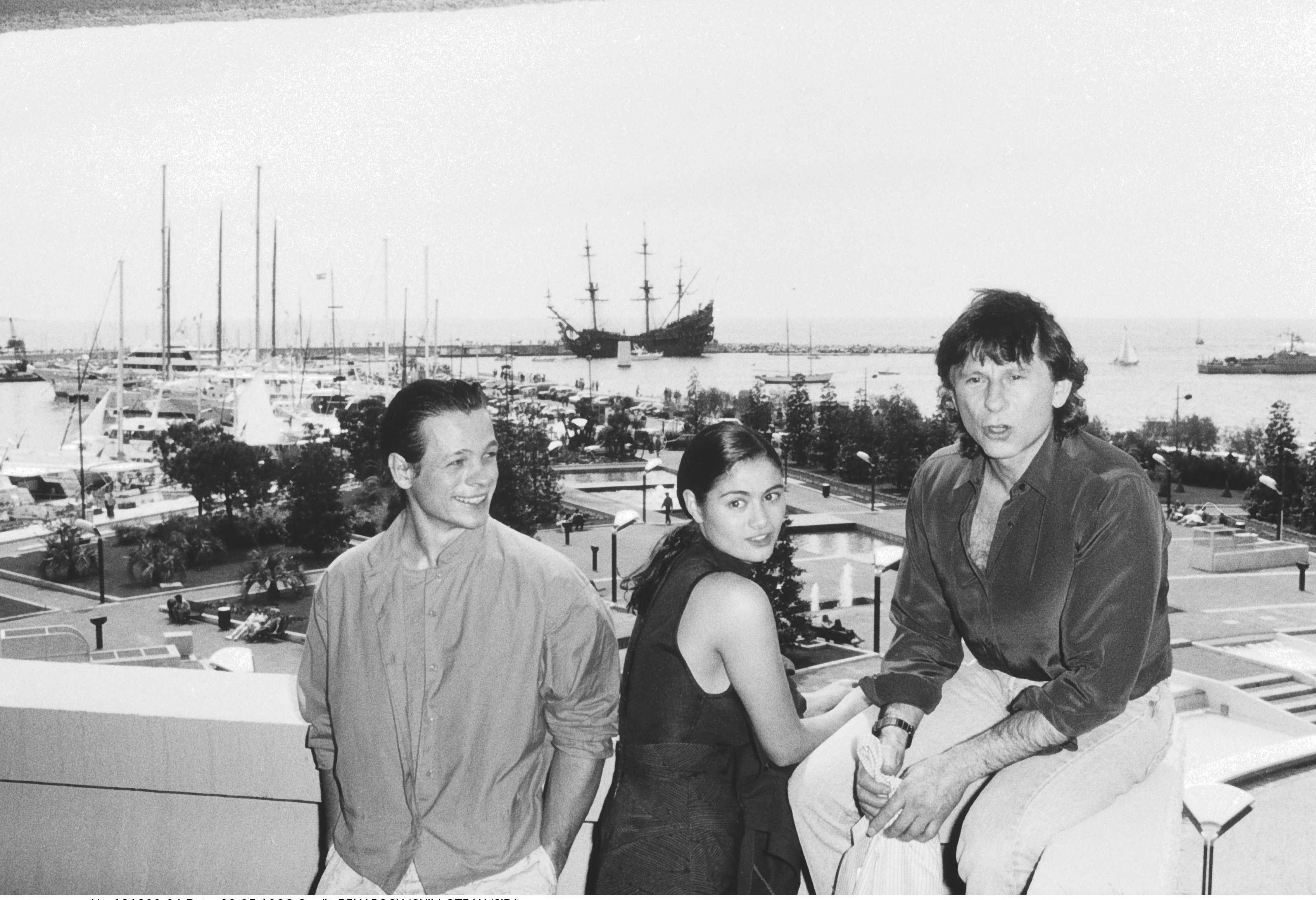 Polanski Lewis et Campion à Cannes 2