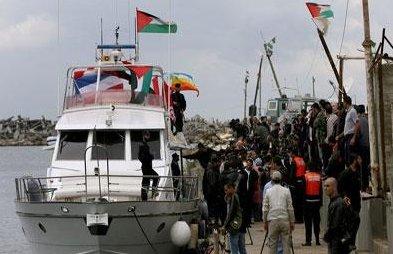 Flotille Palestine Israël