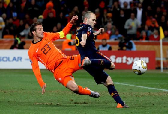 Nunzio d annibale coupe du monde 2010 l espagne au - Finale coupe du monde 2010 ...