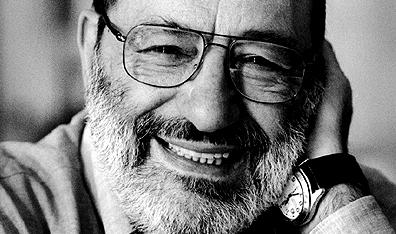 Umberto Eco, l'un des signataires de l'éditorial paru dans Le Monde