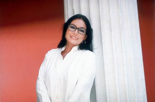 Nana Mouskouri, ambassadrice itinérante de l'UNICEF