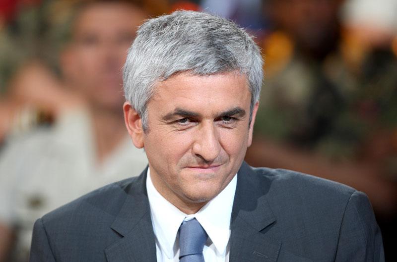 Hervé Morin, Ministre de la Défense et président du Nouveau Centre.