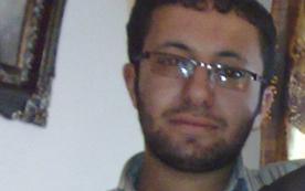 Sajjad Ghaderzadeh, 22 ans, le fils de Sakineh
