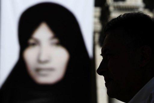 Sakineh- son fils a disparu