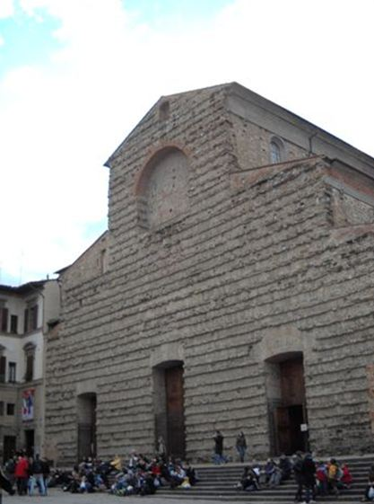 doc 5 Façade de l'église de San Lorenzo