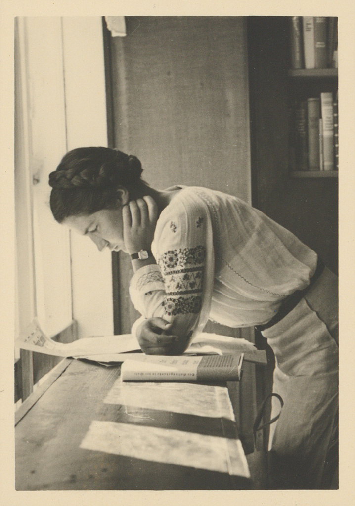 Jeanne Hersch en 1936