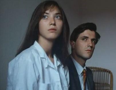 Marie (Myriem Roussel) et Joseph (Thierry Rode)