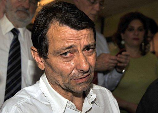 Cesare Battisti en novembre 2007