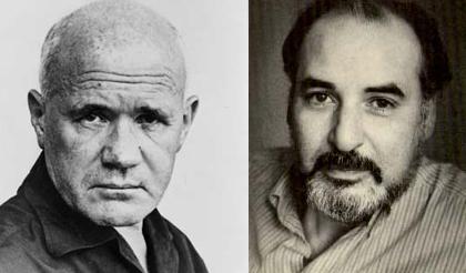 Jean Genet et Tahar Ben Jelloun