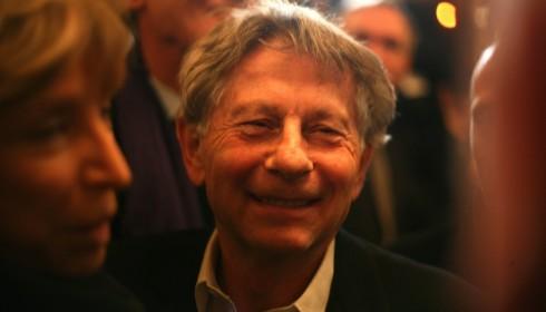 Roman Polanski lors de la fête des 20 ans de la Règle du jeu le 30 novembre 2010