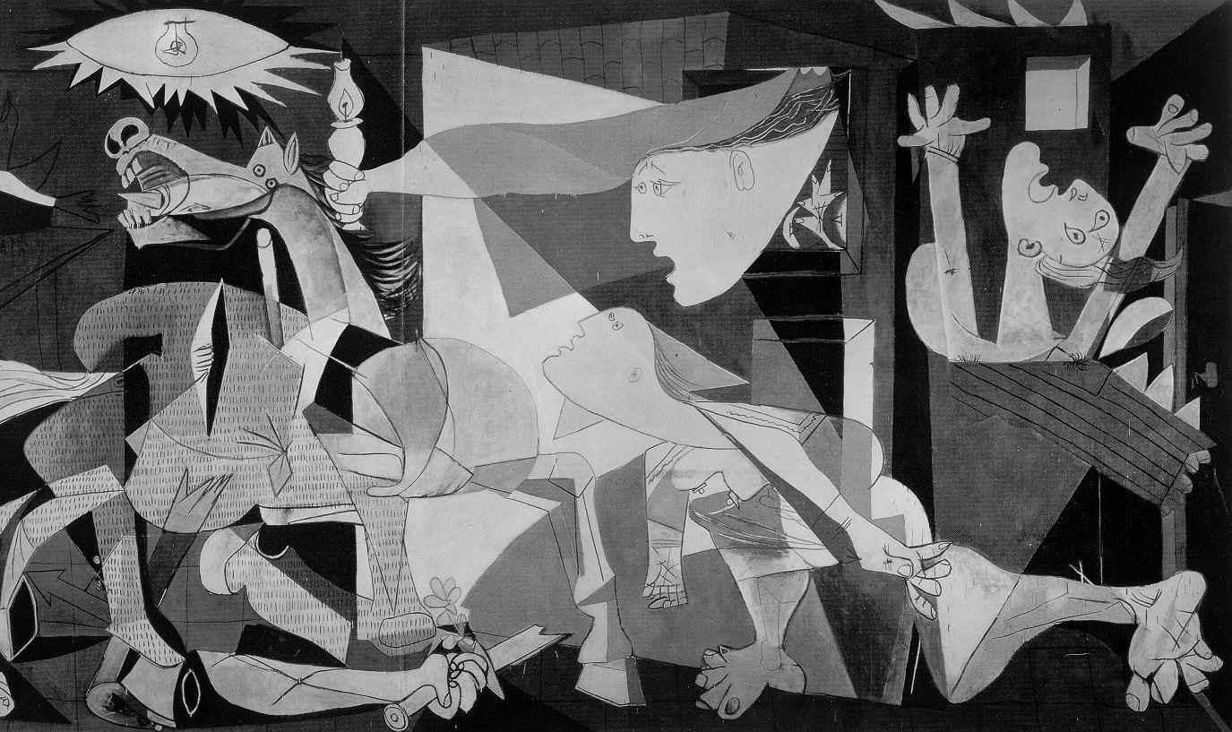 """""""Guernica"""" d'André Malraux"""