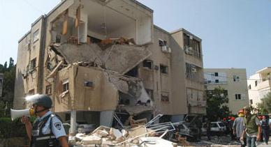 Le quartier de Bat Galim, à Haïfa