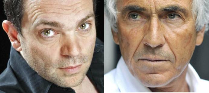 Yann Moix et Jean-Paul Enthoven
