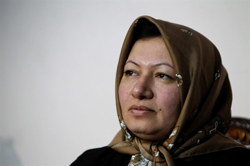 Sakineh Mohammadi Ashtiani, le 1er janvier 2011