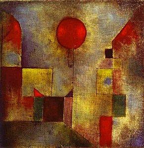 Paul-Klee-Ballon-Rouge