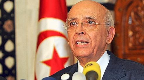 Mohamed Ghannouchi, ex-premier ministre tunisien