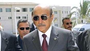 Omar Souleimane, vice-président de l'Egypte