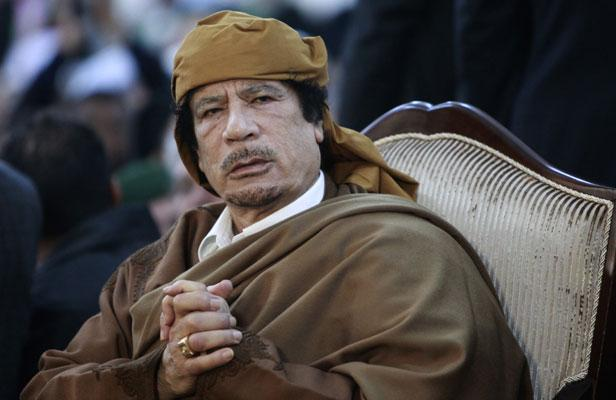 Kadhafi, le 13 février en Libye