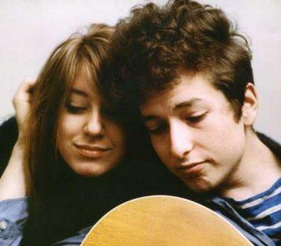 Bob Dylan et Suze Rotolo