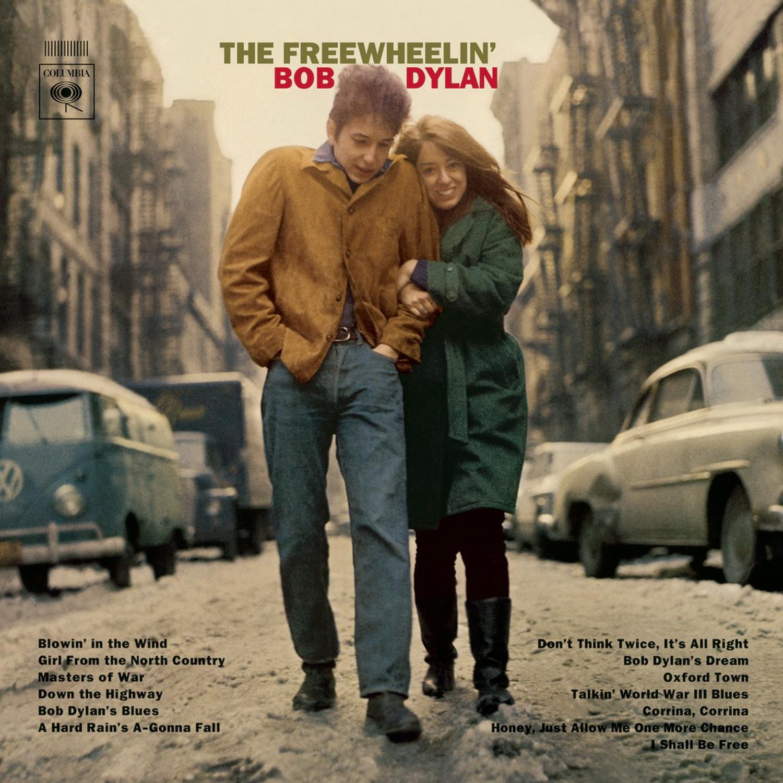 The Freewheelin' Bob Dylan, 1963