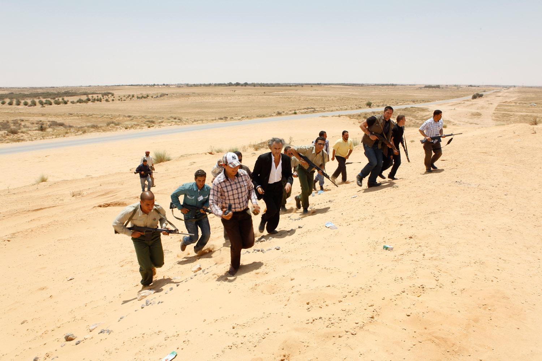 BHL a Misrata