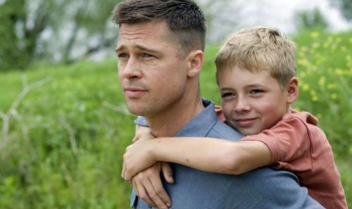 Brad Pitt dans The Tree of Life de Terrence Mallick