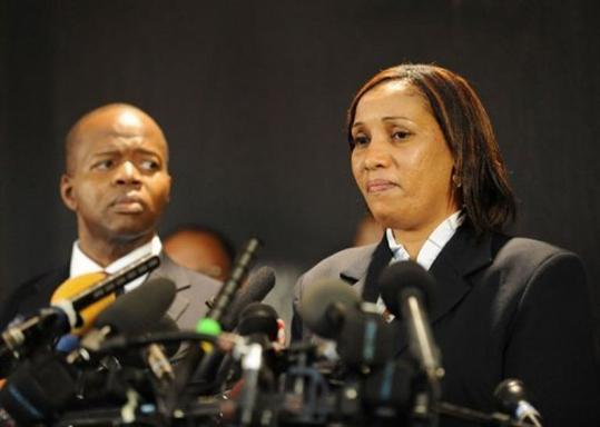 Intervention publique de Nafissatou Diallo jeudi 28 juillet