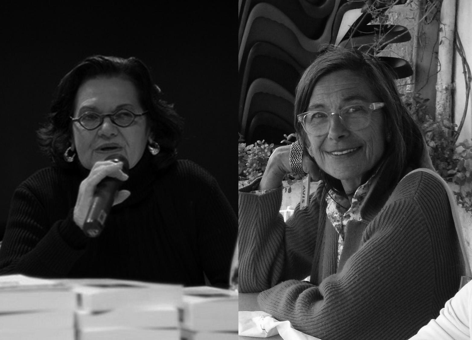 Elisabeth Roudinesco et Judith Miller