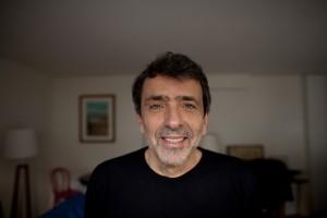 Régis Jauffret © Vincent Bitaud