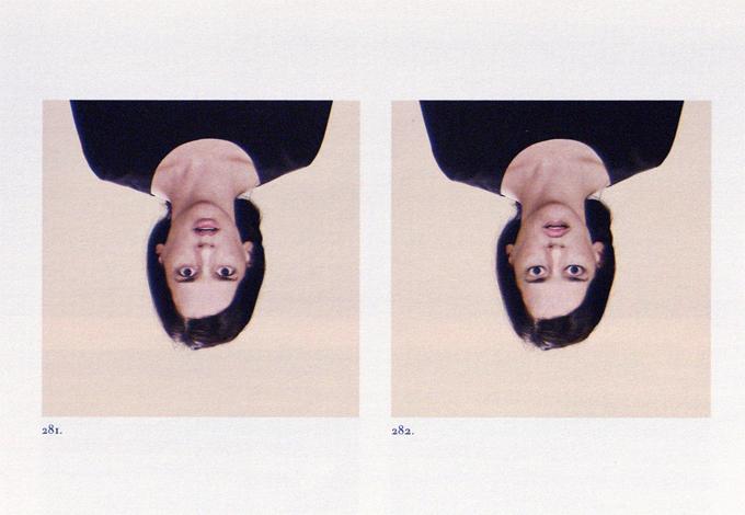 Taryn Simon, portrait inversion