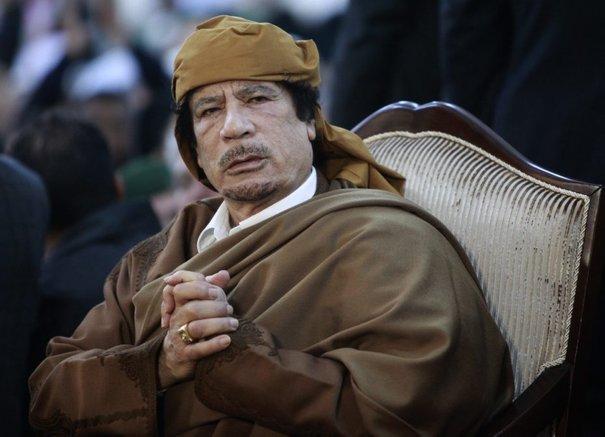 Kadafhi © REUTERS / Ismail Zitouny