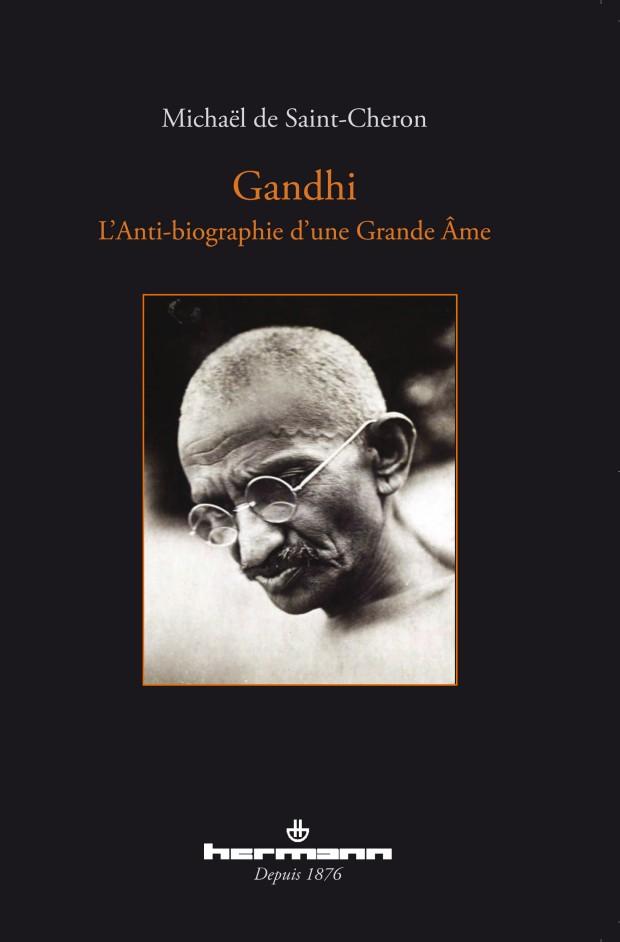 Couverture de Gandhi - L'anti-biographie