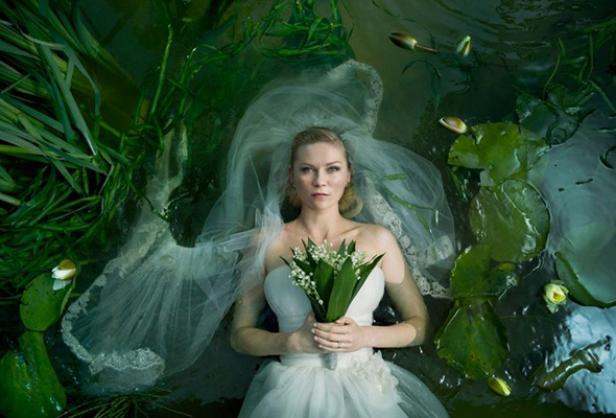 """Scène du film """"Melancholia"""" de Lars Van Trier"""