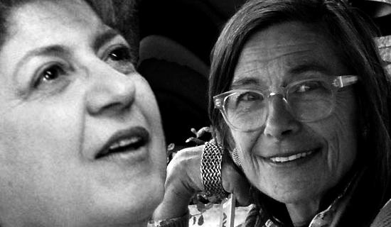 Rafah Nached et Judith Miller