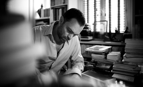 Yann Moix (c) Vincent Bitaud