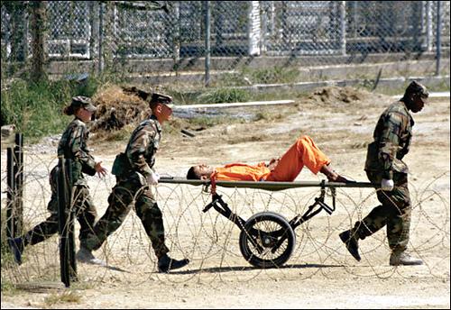 Le centre de détention de Guantanamo