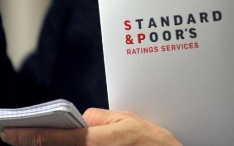 L'agence de notation Standard & Poor's dégradait la note de la France le week-end dernier